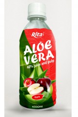 Aloe_vera_with_apple_juice_350ml_Pet_bottle