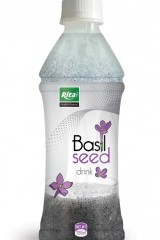 RITA Basil Seed Drink pet bottle 350ml